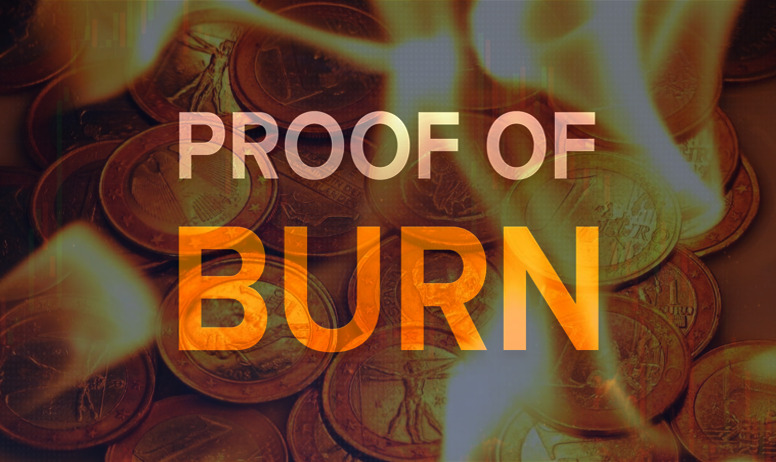 Алгоритм Proof of Burn (PoB)